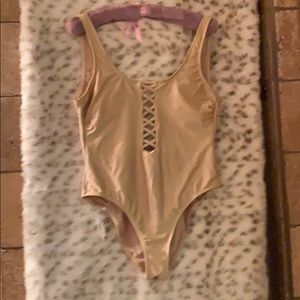 Other - Gold one piece